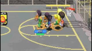 Backyard Sports-Basketball 2007(GBA) Week 1