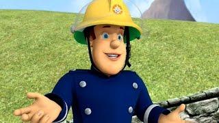 Feuerwehrmann Sam Ganze Folgen - Auf gefährlichen Pfaden   Saison 6   Cartoons für Kinder thumbnail