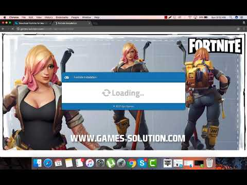 fortnite download os x