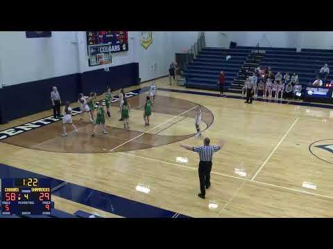 Central Valley Publi vs. Spalding Academy Hig Varsity Womens' Basketball