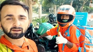 🧃Talabat _Se Mila Cold Drinks ka Box & _ 2Gis Offline Map🕹️_(Rahul Bansal Vlogs) screenshot 3