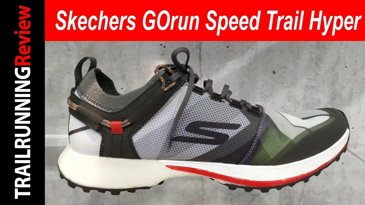 Skechers GOrun Speed Trail Hyper