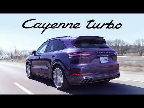 2019 Porsche Cayenne Turbo Review - Ridiculously Fast & Refined