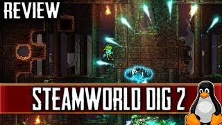 Steamworld Dig 2 | Ubuntu 17.04 | Linux Gaming