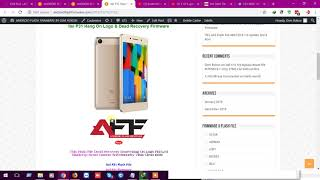Itel p32 flash file frp fix hang logo fix dead recovery firmware