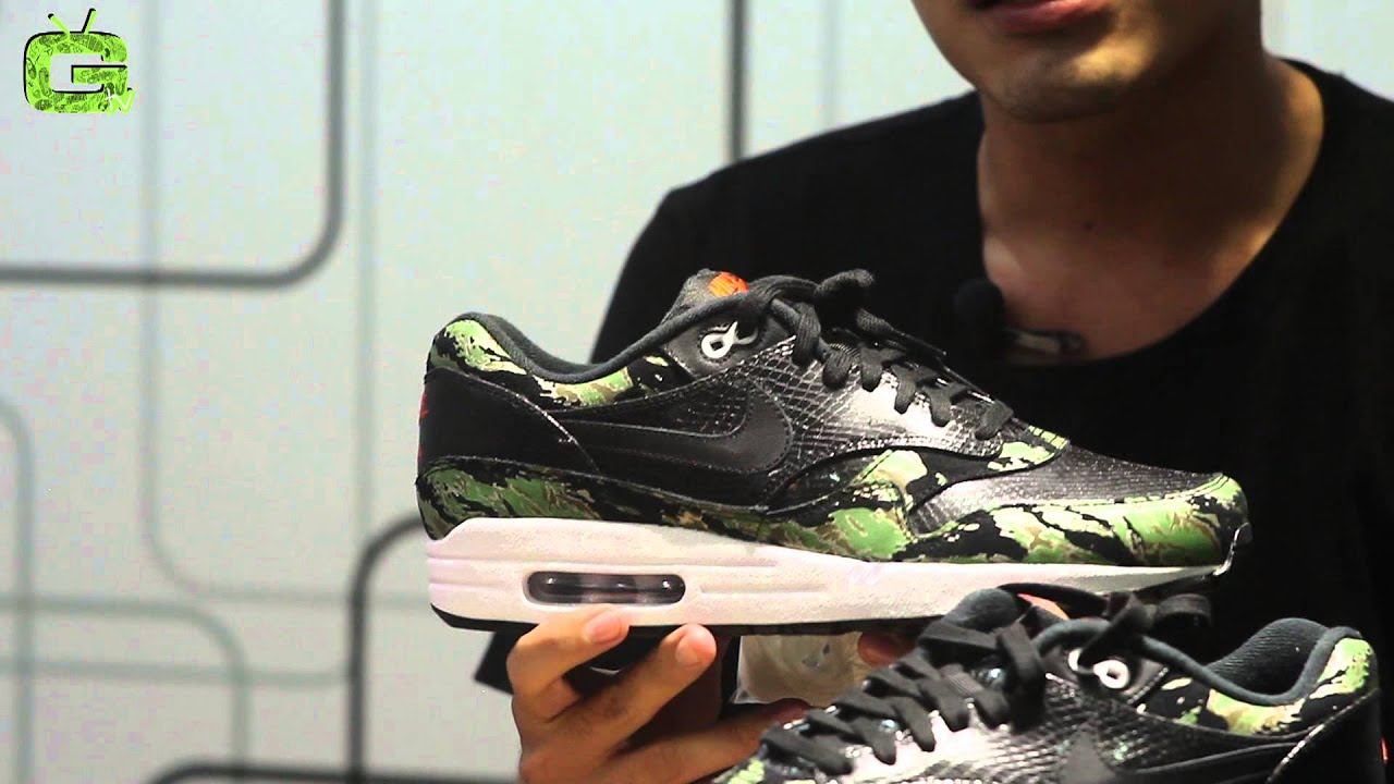9636d4178ca5d ... prm will release at atmos tokyo on saturday february 23. d28e0 a4618;  canada p hp atmos x nike air max 1 tiger camo snake youtube 2122c 28978
