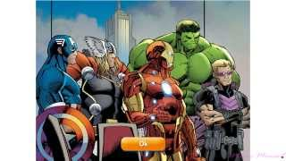 Magic Timer 2 Minute Brushing Video with Marvel the Avengers - Captain America (1)