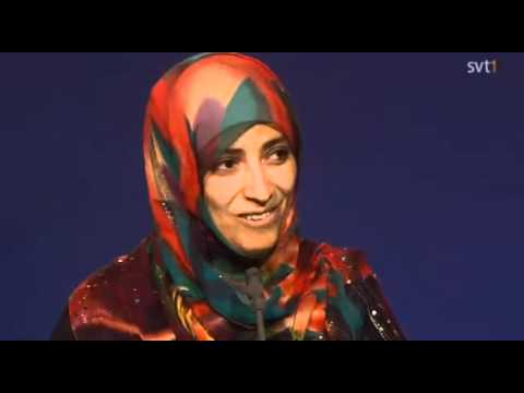 Tawakkul Karman speech at Nobel Peace Price Concert 2011