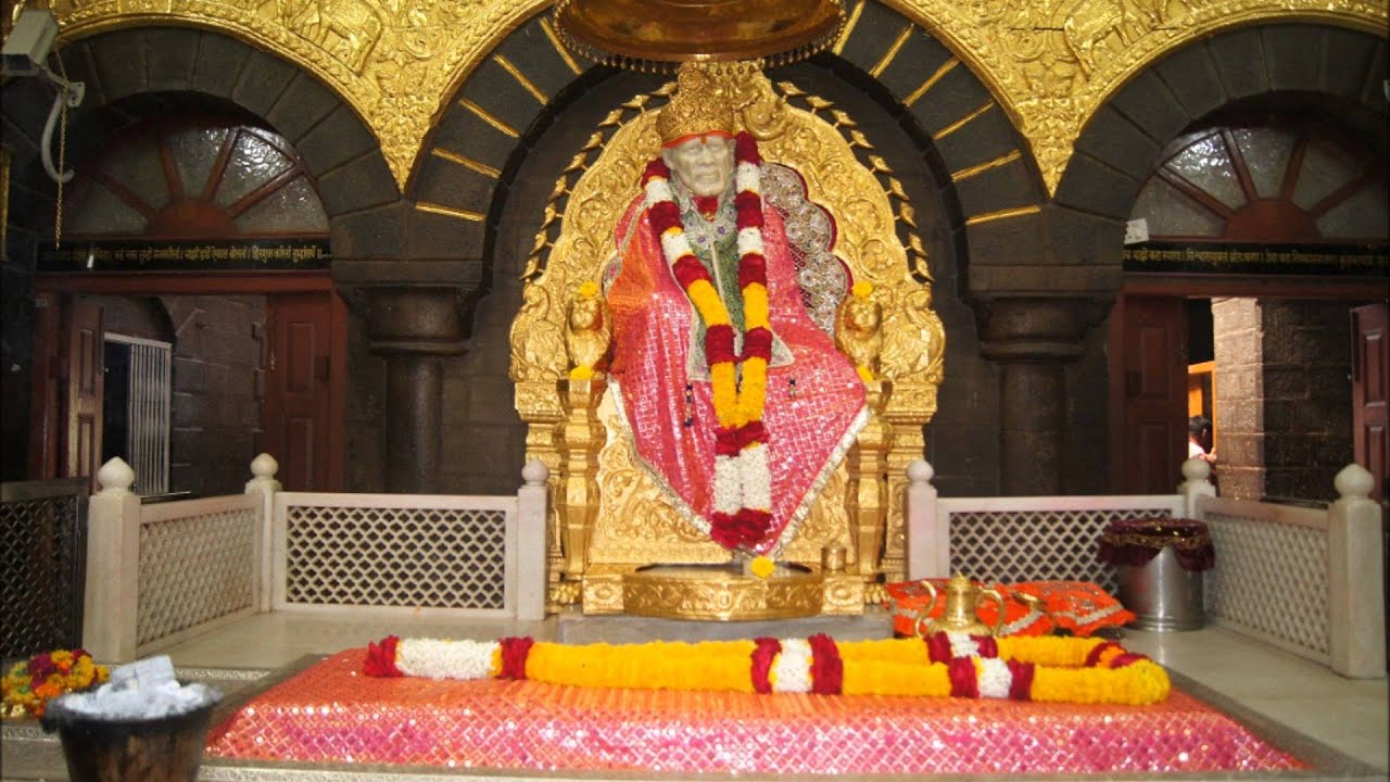 Sai Baba 3d Wallpapers Background Jai Jai Sairam Jagjeet Singh Youtube