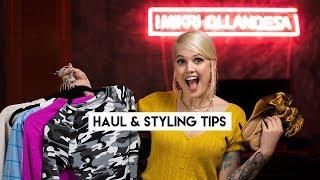 Haul: Σακάκι, φορέματα, τακούνια, φούτερ κ.ά. | i Mikri Ollandeza