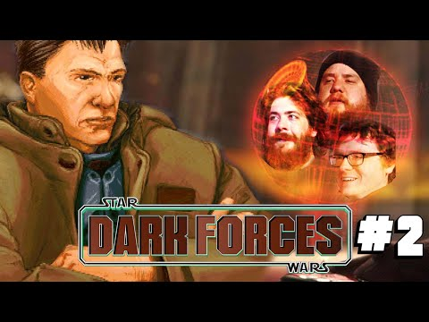 Rank Forces - Star Wars: Dark Forces - Part 2 |