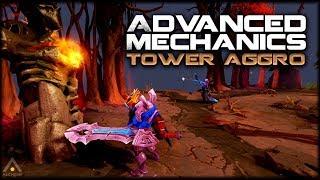 Dota 2 Advanced Mechanics - How to Dive Towers & Tower Aggro   Dota 2 Pro Guides