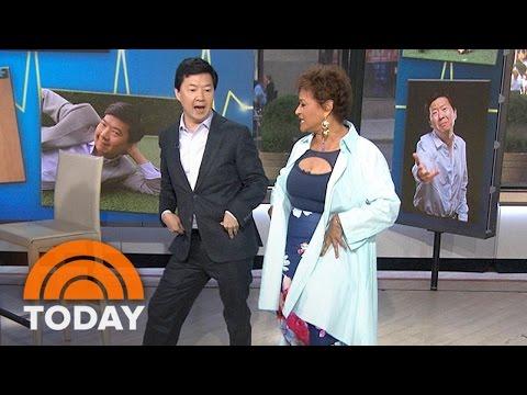 Ken Jeong Talks 'Dr. Ken,' Shows His Dance Moves To Debbie Allen | TODAY