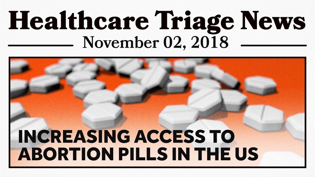 Image result for Healthcare Triage News: Women on Web Move to Increase Access to Abortion Pills in the US