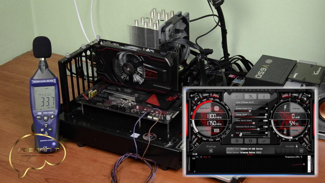 Sapphire Pulse RX 560 4GB OC