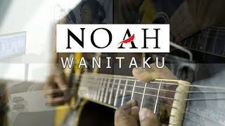 Download NOAH - Wanitaku Cover ( One take Vocal Tanpa Editing Pitch )