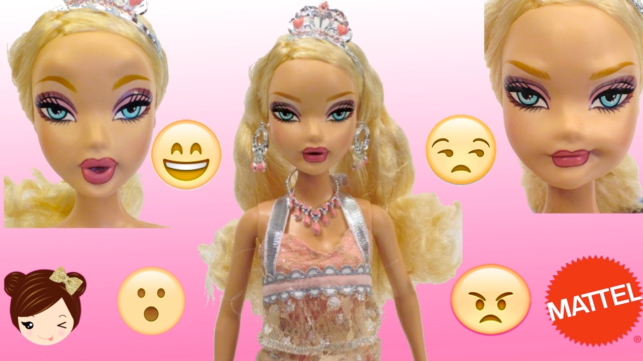 barbie changes