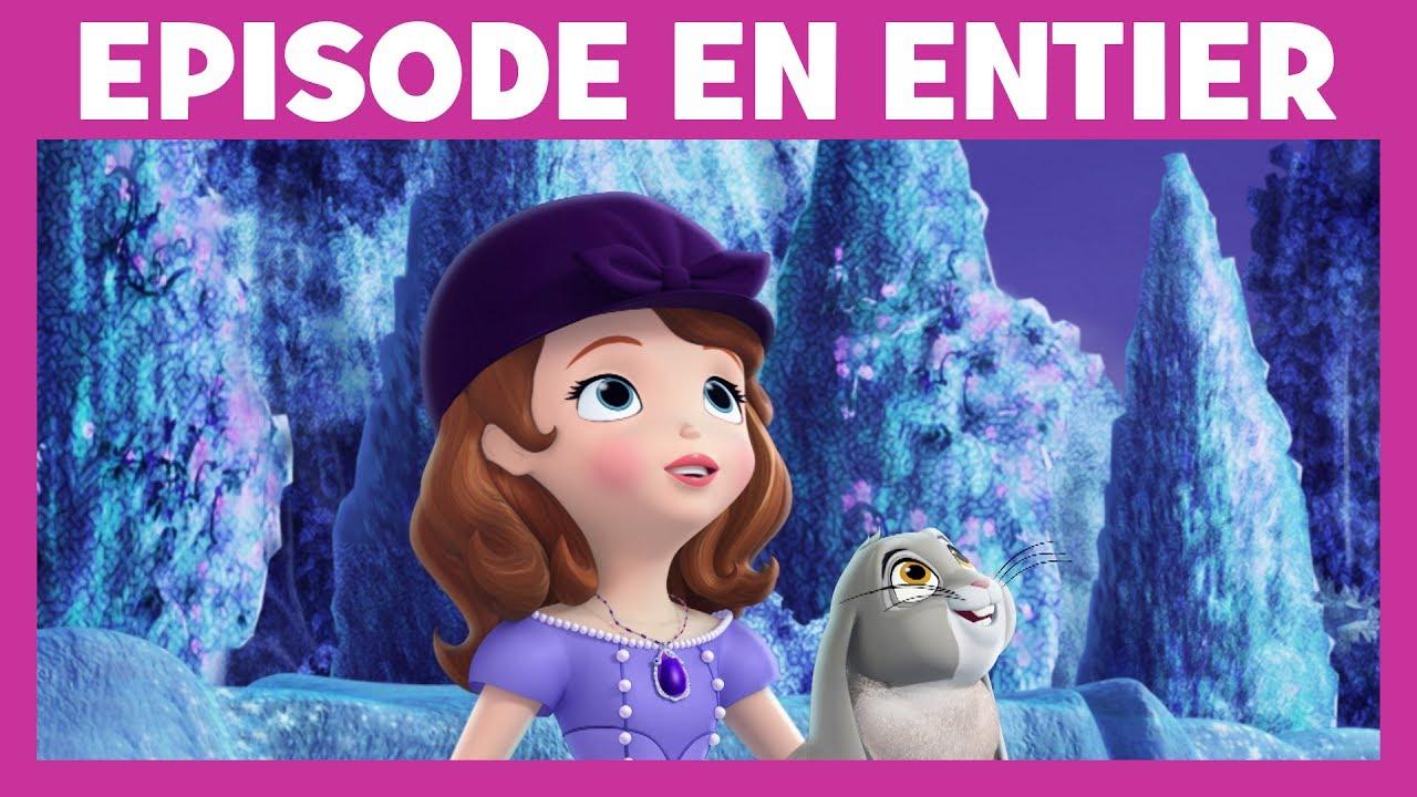 Moment Magique Disney Junior Princesse Sofia Le Feu De Cracky