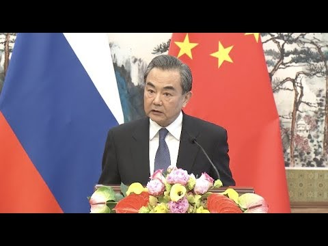 China, Russia to Further Cooperate on Political Solution to Korean Peninsula Issue