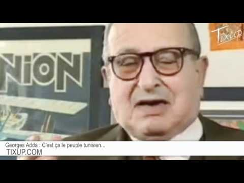 Georges Adda: c'est ça le peuple tunisien
