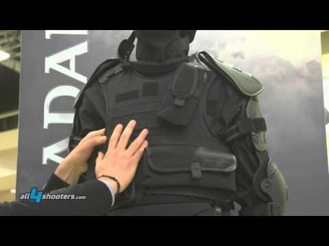 Radar Anti Riot Gear At IWA 2015