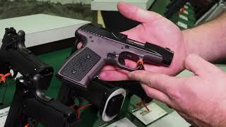 New Handguns From Remington with Travis Tomasie - SHOT Show 2018