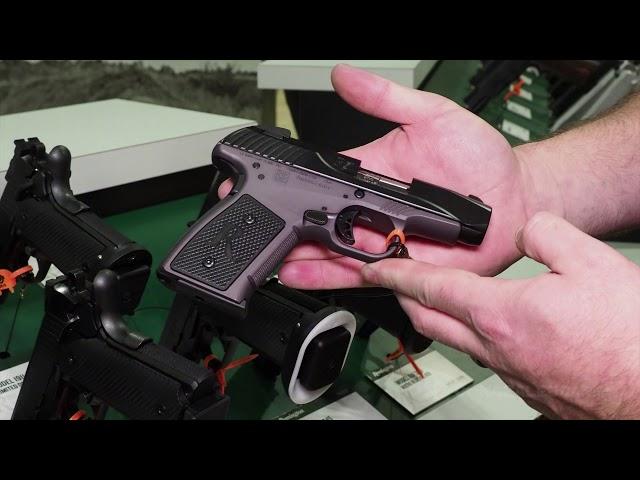 New Handguns From Remington with Travis Tomasie – SHOT Show 2018