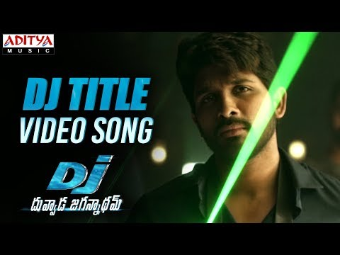 DJ Saranam Bhaje Bhaje Full Video Song |...