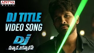 DJ Saranam Baje Baje Video Song HD DJ | Allu Arjun, Pooja Hegde, DSP