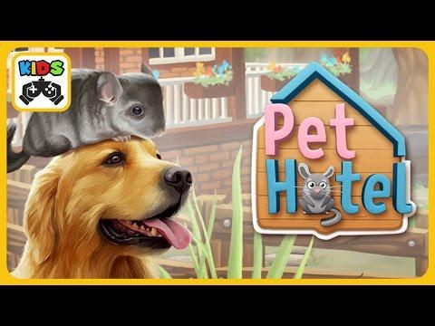 Pet Hotel от Tivola - Мой пансионат для животных | PetHotel - забота о животных | игры для детей