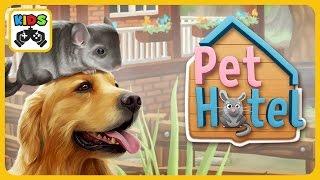 Pet Hotel - Мой пансионат для животных * Забота о животных * Игра для детей от Tivola