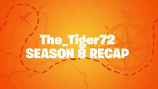 My Fortnite Recap season 8 #Fortnite #NickEh30 #Ninja #Tfue #Me #Free #Freeskin