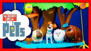 Unboxing Max the Dog From The Secret Life of Pets