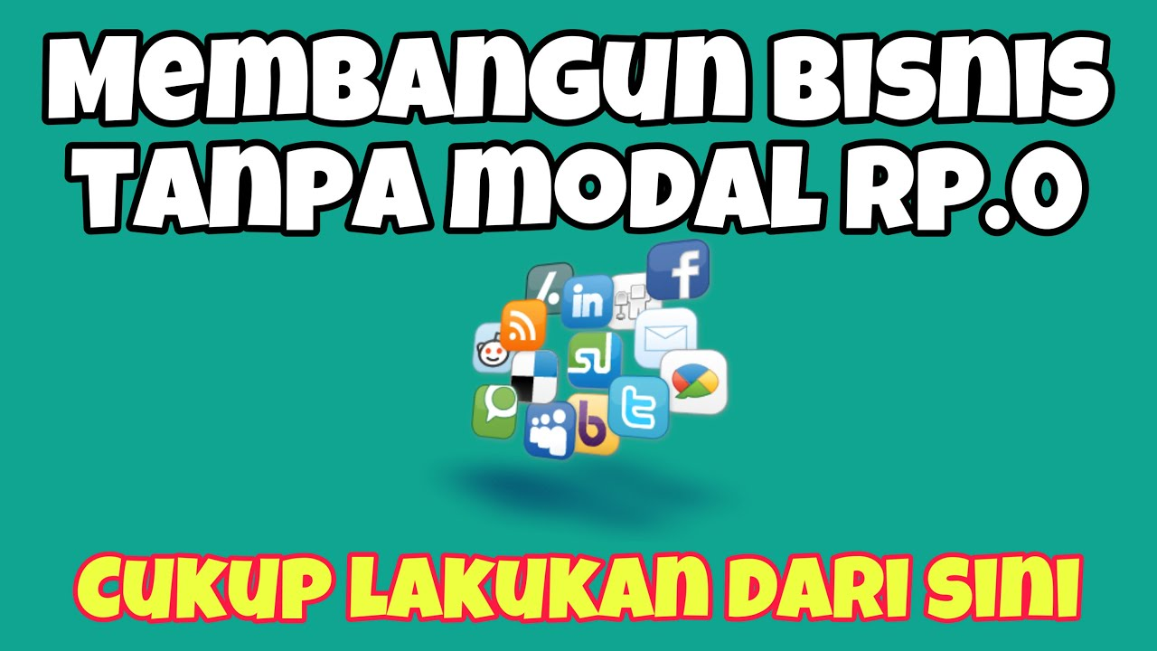 Bisnis Tanpa Modal - YouTube