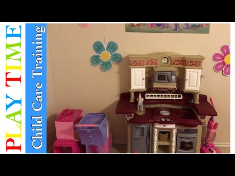AMAZING TOUR: 🏡 HOME CHILD CARE DAYCARE