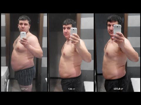 Как за 6месяцев похудеть на 15кг