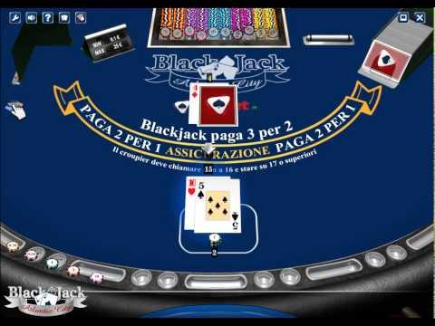 Blackjack Atlantic City