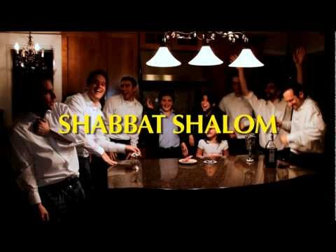 "Six13 - Good Shabbos (an adaptation of ""Good Feeling"" for Shabbat)"