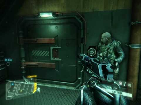 Crysis 3 Warrior Posthuman Part 1  Without Death