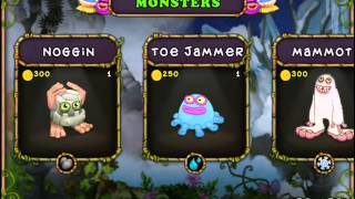 My Singing Monsters HD Gameplay