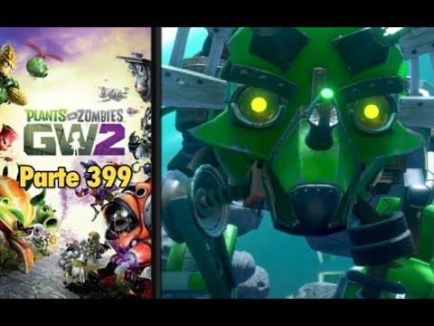 ¡PARTIDAZA Y PREMIO! - Parte 399 Plants vs Zombies Garden Warfare 2 - Español