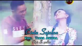 CINTA SEJALAN. Gerry mahesa ft Tiara Amora