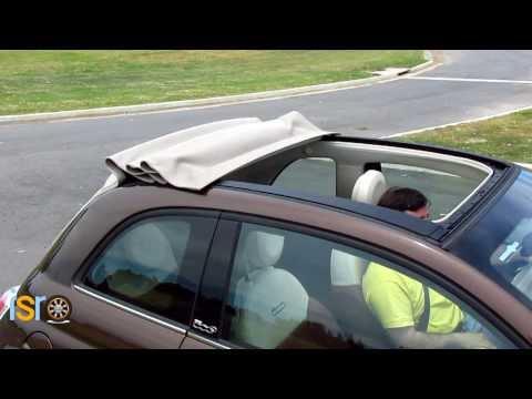 Test - Fiat 500 Cabrio 1.4 16v Multiair - Info Sobre Ruedas