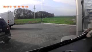 Взрыв на Заправке БРСМ в Переяславе полное видео(Заехал утром в Переяславе на АЗС вышел с машины заправщик вставил пистолет и спросил какое вам ДТ евро или..., 2014-04-22T20:41:03.000Z)