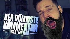 Der dümmste Kommentar   Bart Edition   inscope21