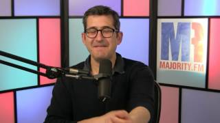 Ronald Raygun on the Majority Report with Sam Seder