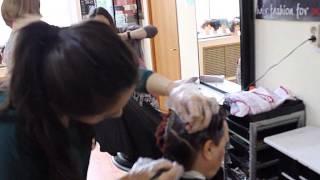 курсы парикмахеров в Краснодаре(ЧОУ центр