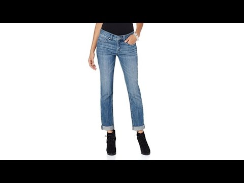 G by Giuliana Luxe Denim Stretch Girlfriend Jean