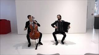 Peegeldused Tasasest Maast - Tõnu Kõrvits (arr. for cello and accordion)