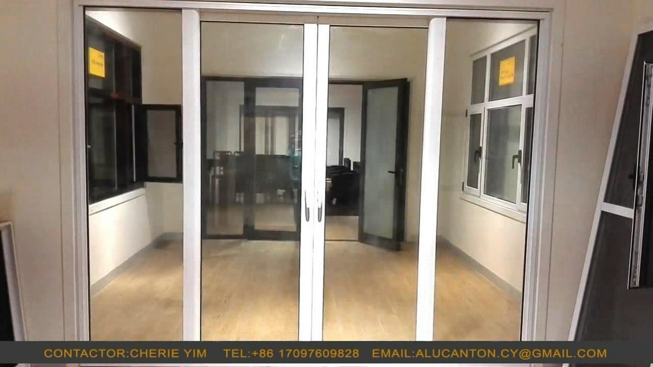 aluminium powder coating sliding door aluminium sliding. Black Bedroom Furniture Sets. Home Design Ideas